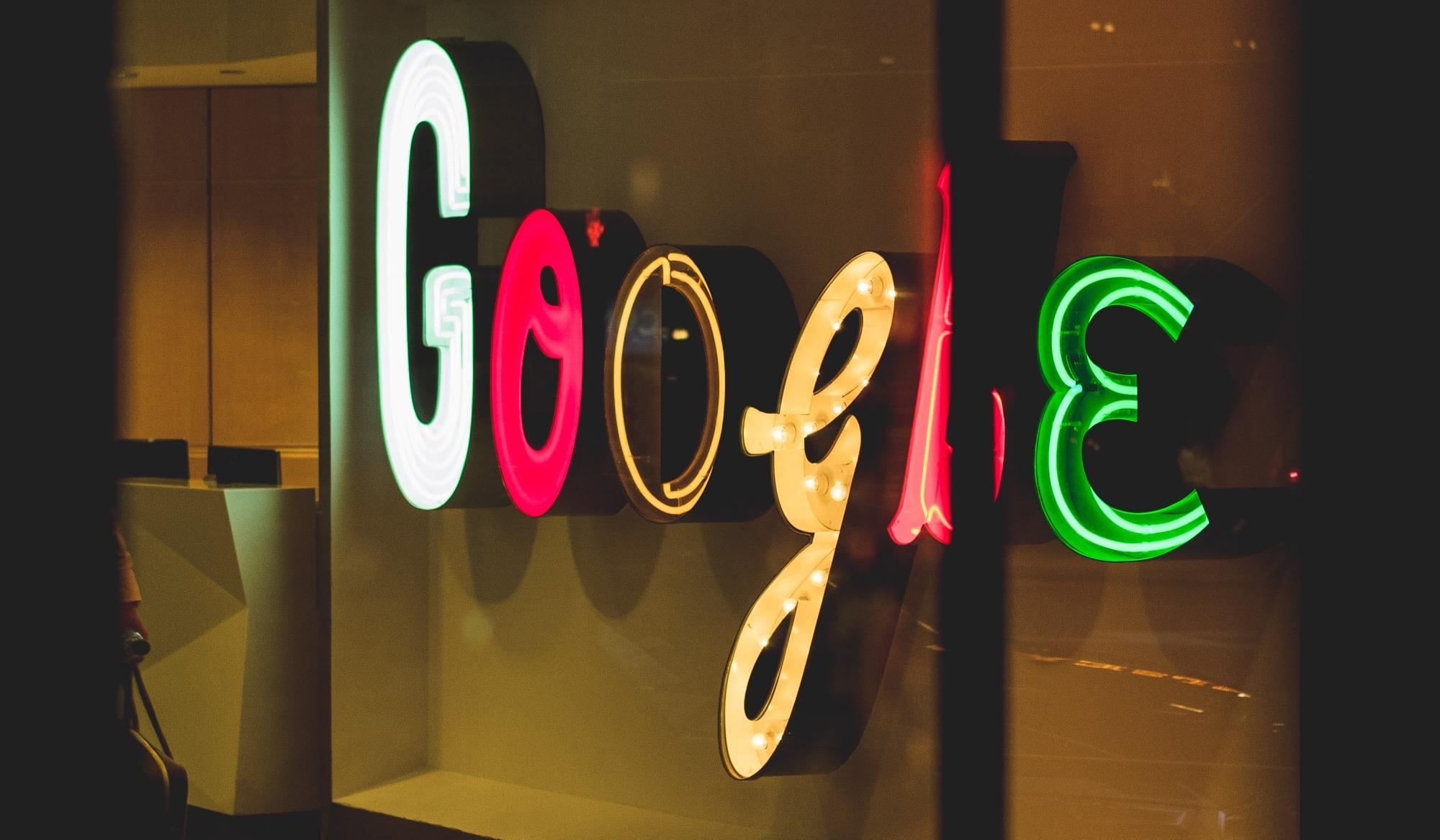 Google article image